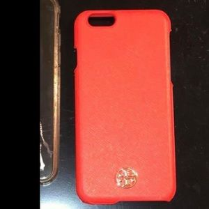 AUTHENTIC Tory Burch iPhone 6/6S Case